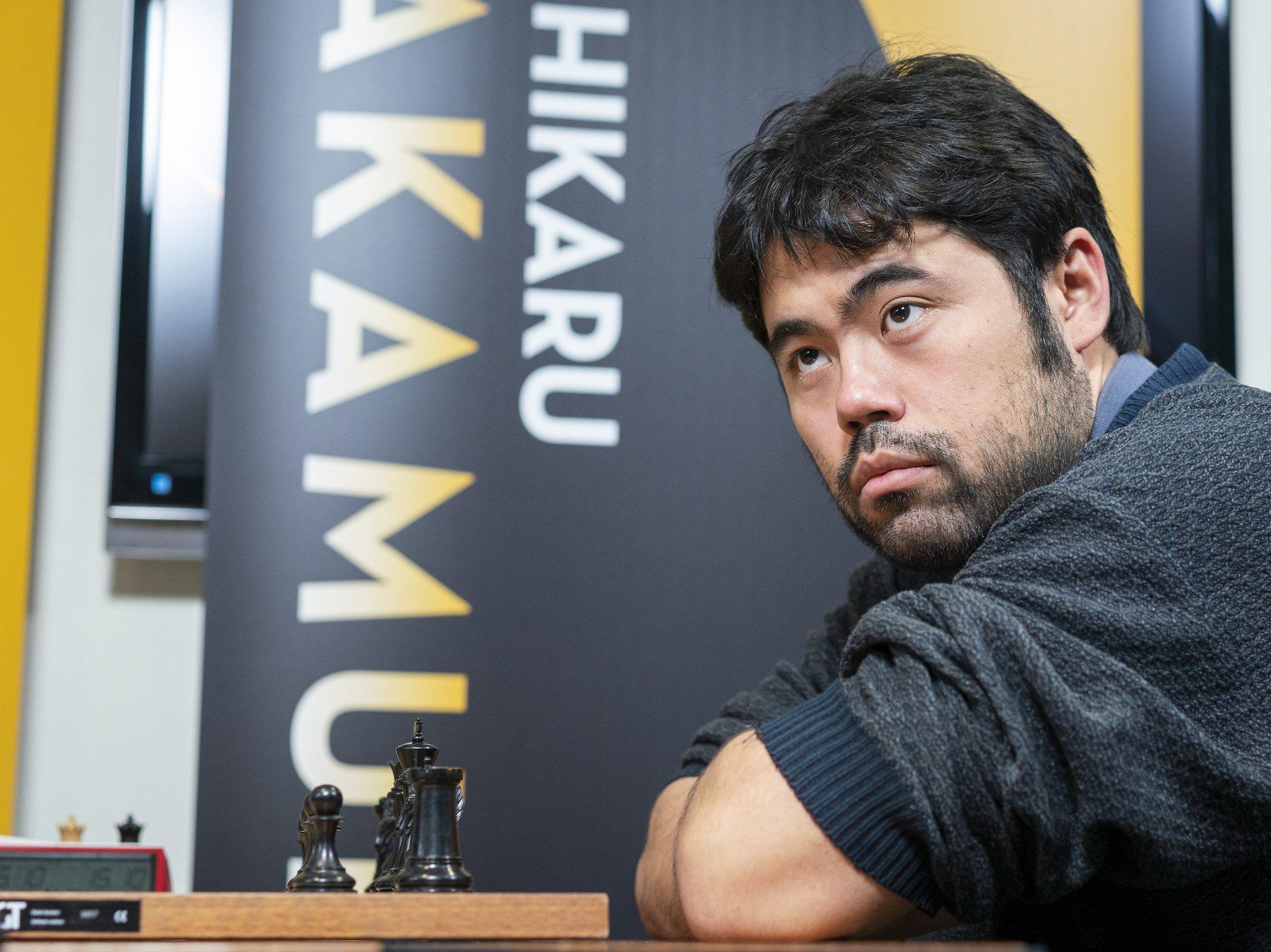 Magnus Carlsen Chess Tour Nakamura