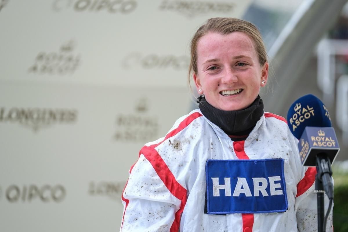 Hollie Doyle's Five-Win Day