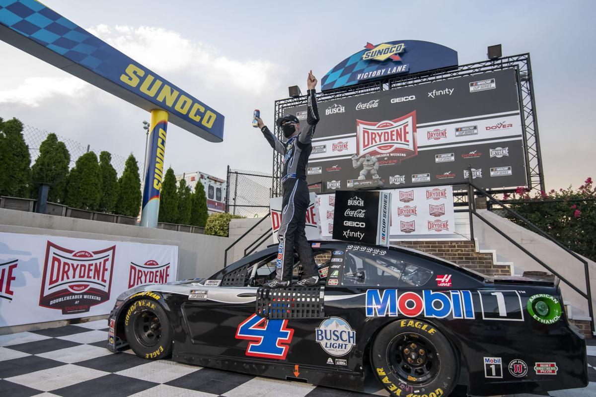Kevin Harvick Dover NASCAR