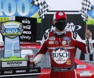 Kevin Harvick Michigan NASCAR