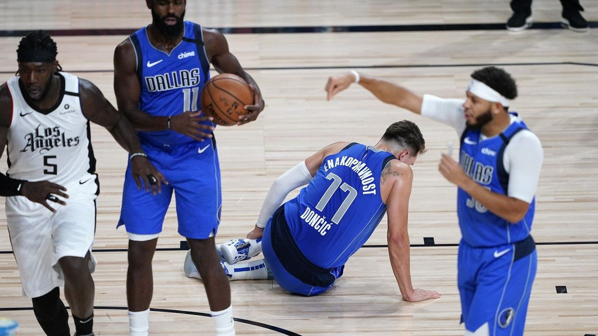Dallas Mavericks LA Clippers NBA Playoffs Denver Nuggets Utah Jazz