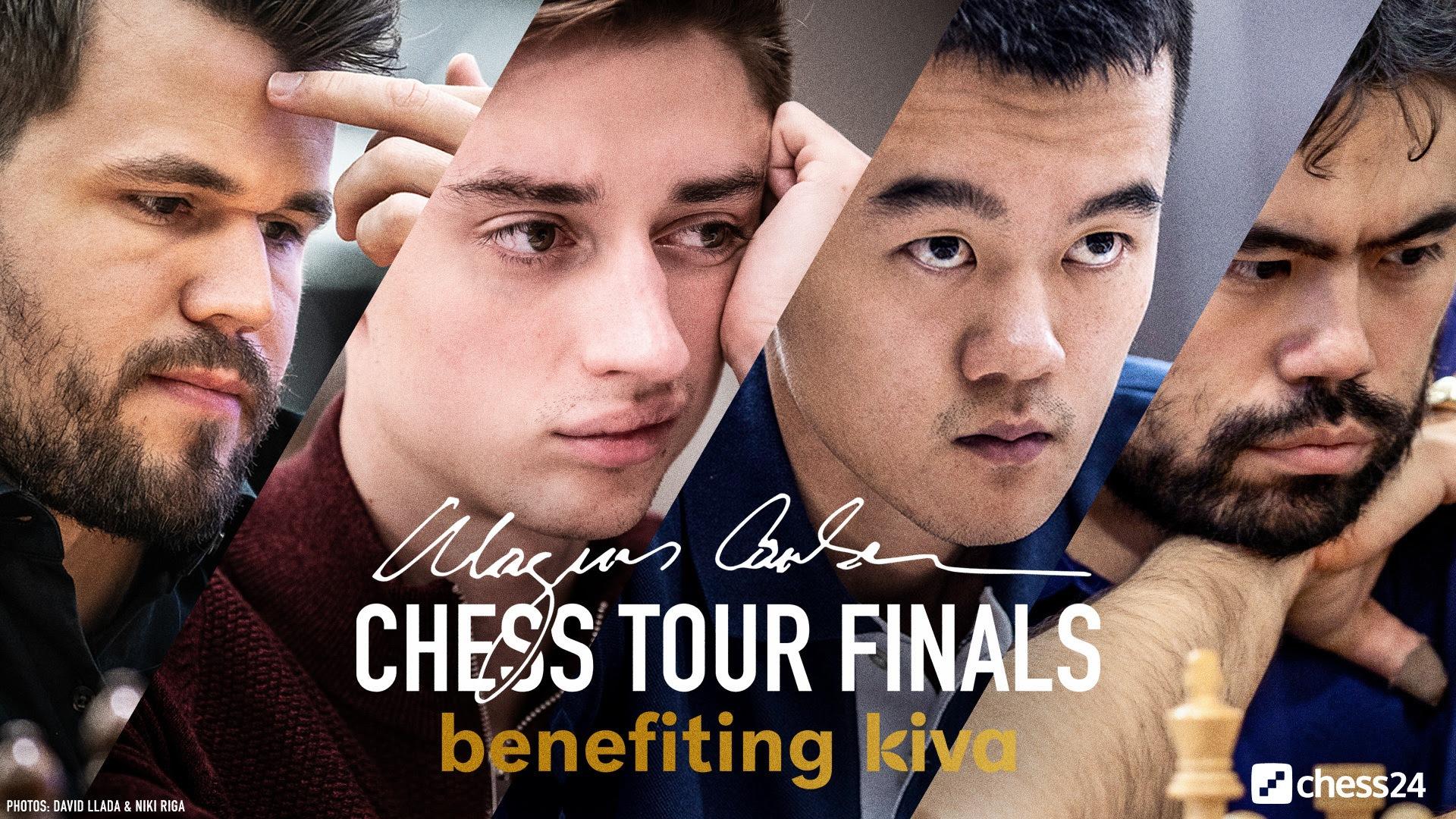 Magnus Carlsen Chess Tour finals
