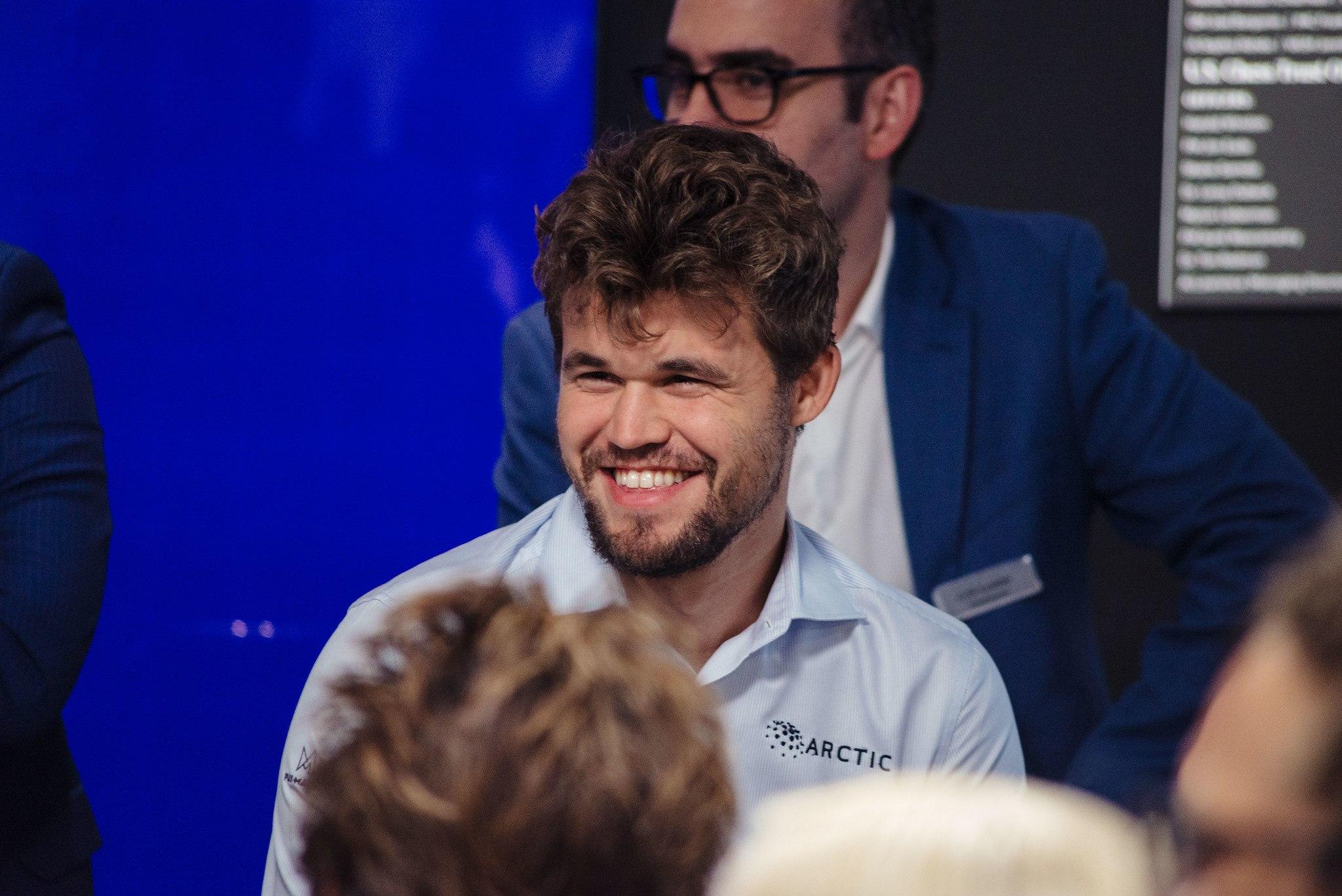 Magnus Carlsen Tour Final
