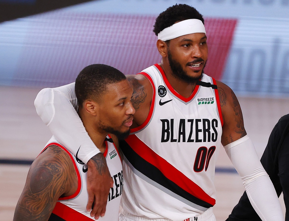NBA playoffs series odds Lakers Blazers