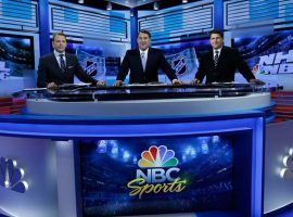 NBC announced a partnership with PointsBet, the latest in a string of deals between media companies and sports betting operators. (Image: NBC Sports)
