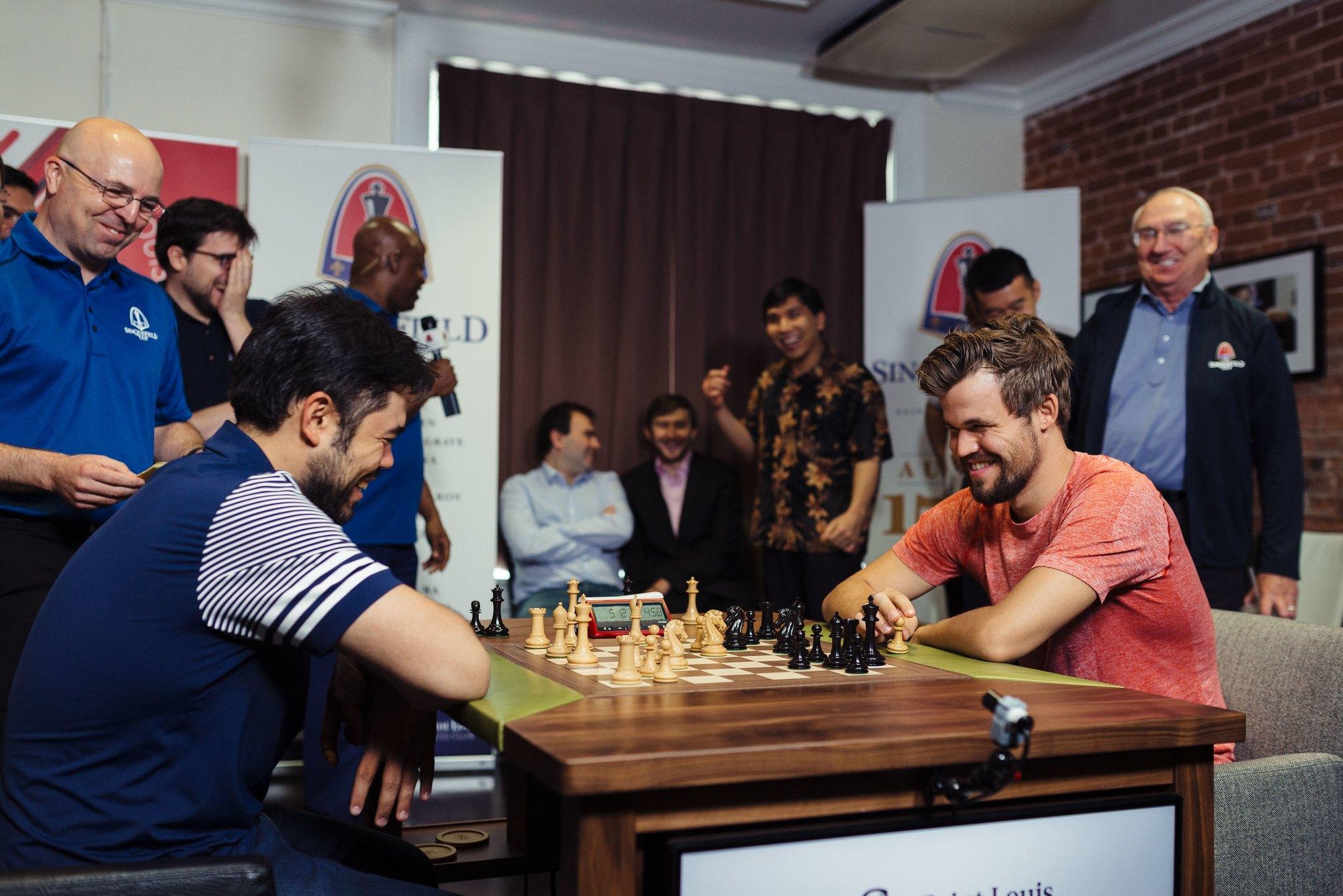 Carlsen Nakamura Tour Final
