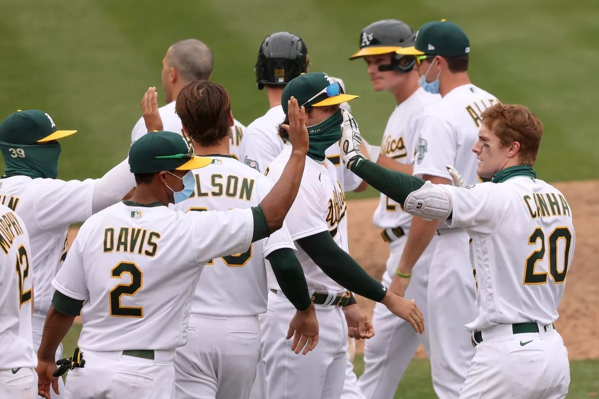 Oakland A's Minnesota Twins World Series Odds
