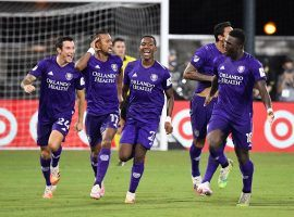Orlando City will get the chance to win the MLS is Back Tournament as hosts on Tuesday against the Portland Timbers. (Image: Douglas DeFelice/USA Today Sports)