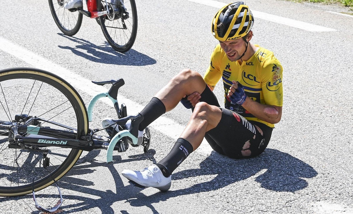 Tour De France Primoz Roglic New Fave Ineos Drops Thomas Froome