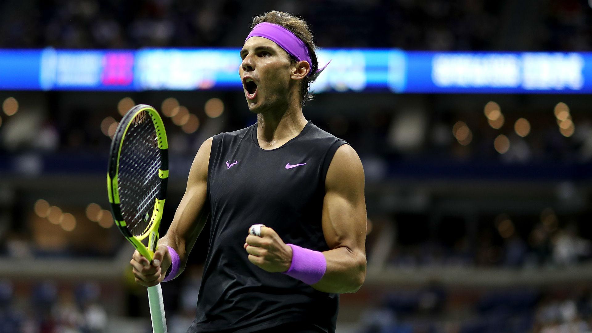 Rafael Nadal AS Terbuka