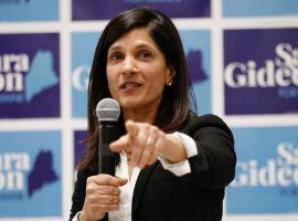 Maine Speaker of the House Sara Gideon is challenging Republican incumbent Susan Collins in one of the most competitive Senate races in the country. (Image: Robert Bukaty/AP Photo)