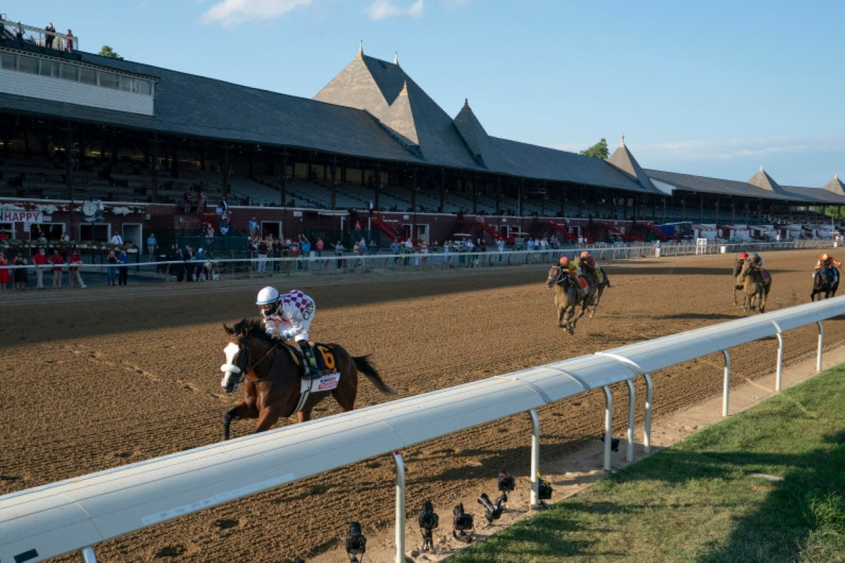 Tiz the Law-Derby Odds Travers