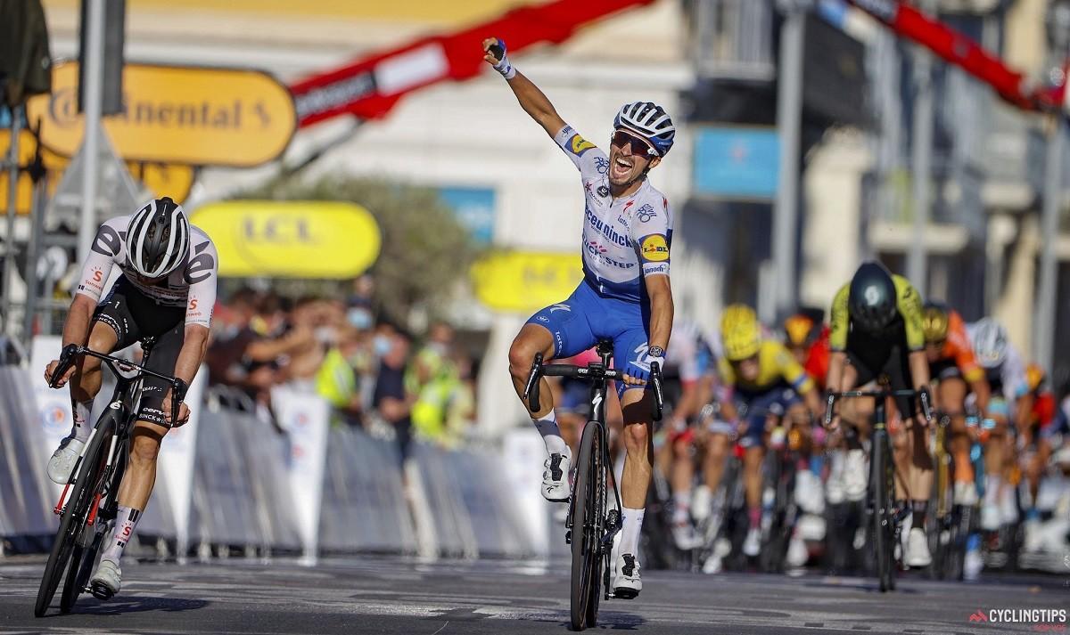 Julian Alaphilippe Tour de France Alexander Kristoff