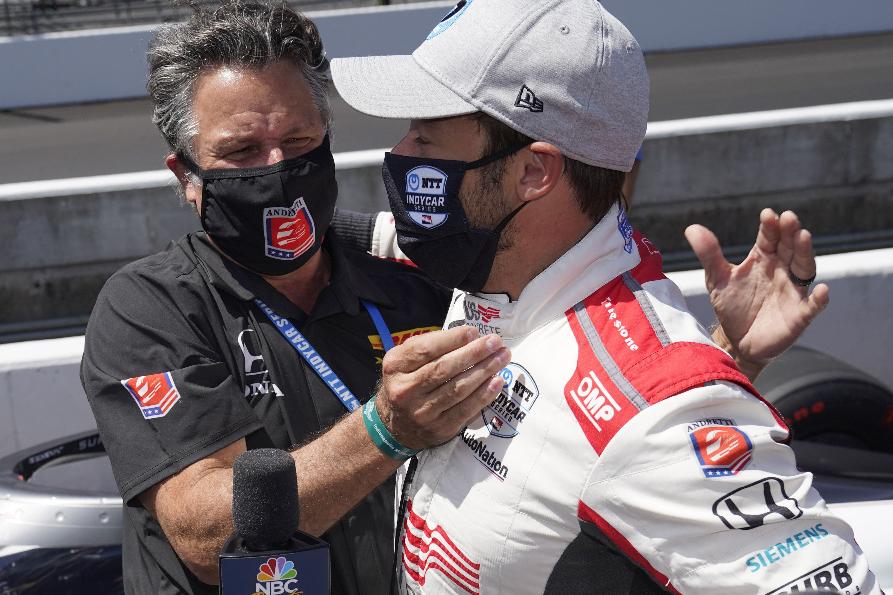 Peluang Marco Andretti Indy 500