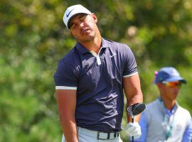 Brooks Koepka withdrew from this week's Northern Trust Open, citing a lingering knee injury. (Image: Getty)