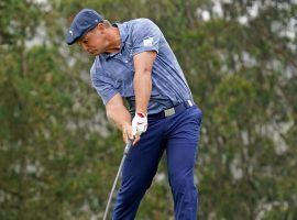 Bryson DeChambeau is one of the two favorites for this week's The Northern Trust, and won at TPC Boston two years ago. (Image: USA Today Sports)