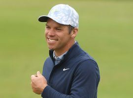 Paul Casey might be a good golfer to back this week at the Wyndham Championship after his performance at the PGA Championship. (Image: Getty)