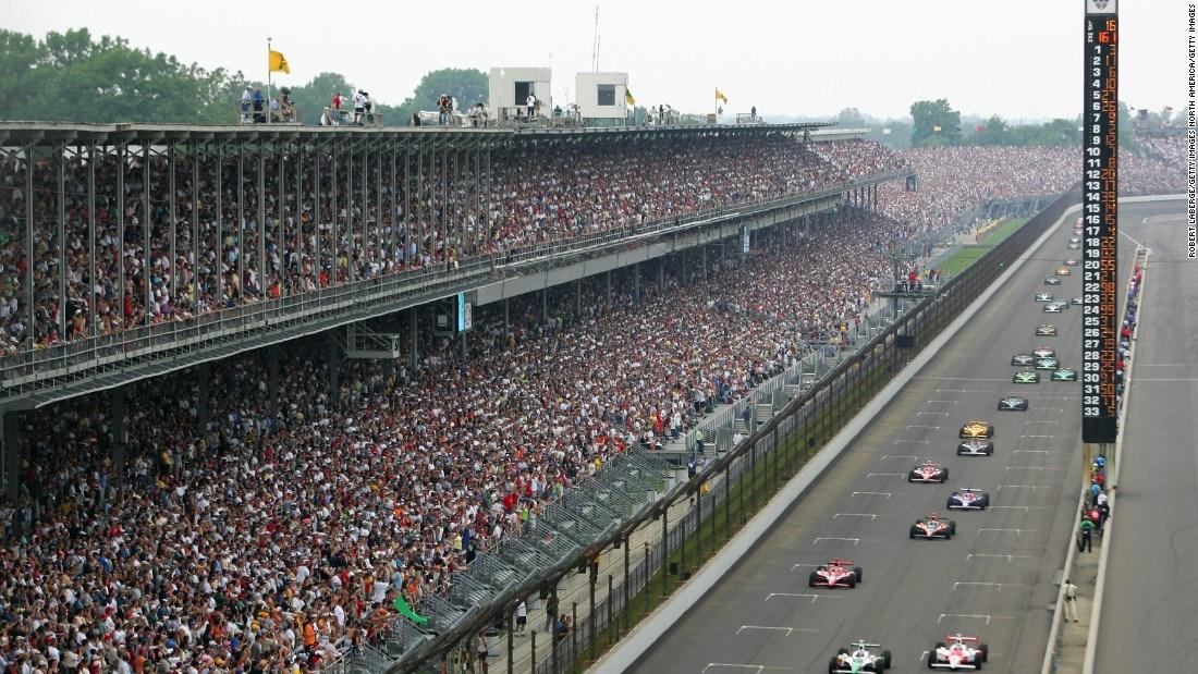 Indy 500 penggemar