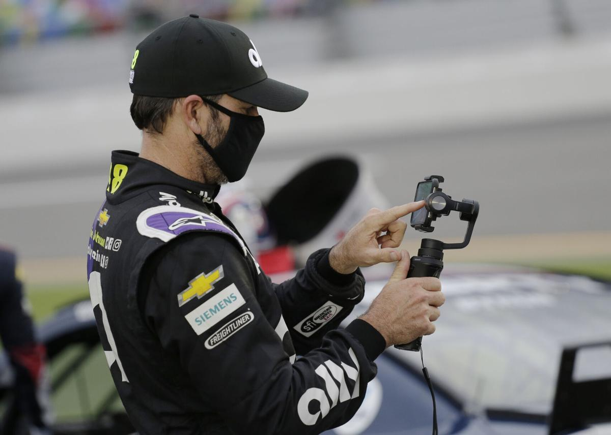 Jimmie Johnson NASCAR Playoffs