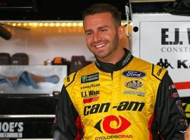 Matt DiBenedetto is the 15th spot of the NASCAR Playoffs, but knows that several drivers will be trying to knock him out of the postseason.  (Image: Getty)