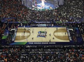 NCAA officials guaranteed the NCAA Men's Basketball Tournament will take place next March. (Image: AP)