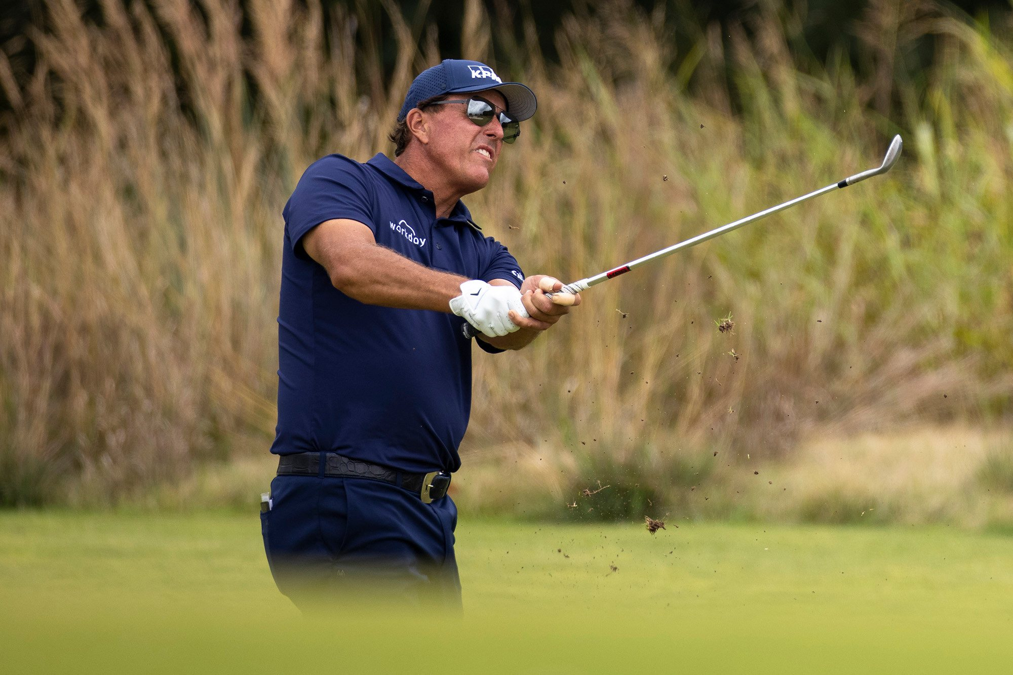 Phil Mickelson victory