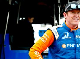 Scott Dixon is the 9/2 favorite to win the Indy 500 on Sunday at the famed Brickyard. (Image: ScottDixon.com)