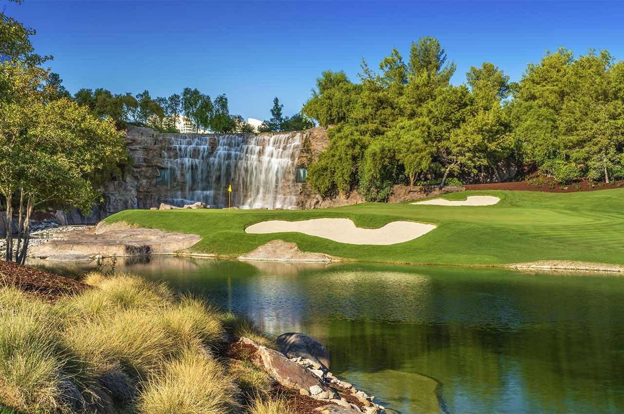 CJ Cup Shadow Creek Golf Club Las Vegas