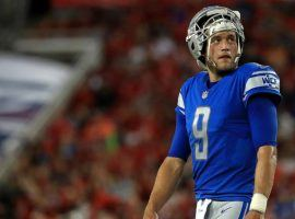 Detroit Lions quarterback Matthew Stafford is one of 66 NFL players that have been put on the reserve/COVID-19 list. (Image: Getty)