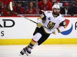 Vegas Golden Knights forward Alex Tuch said the team is well positioned for the NHL Playoffs. (Image: Getty)