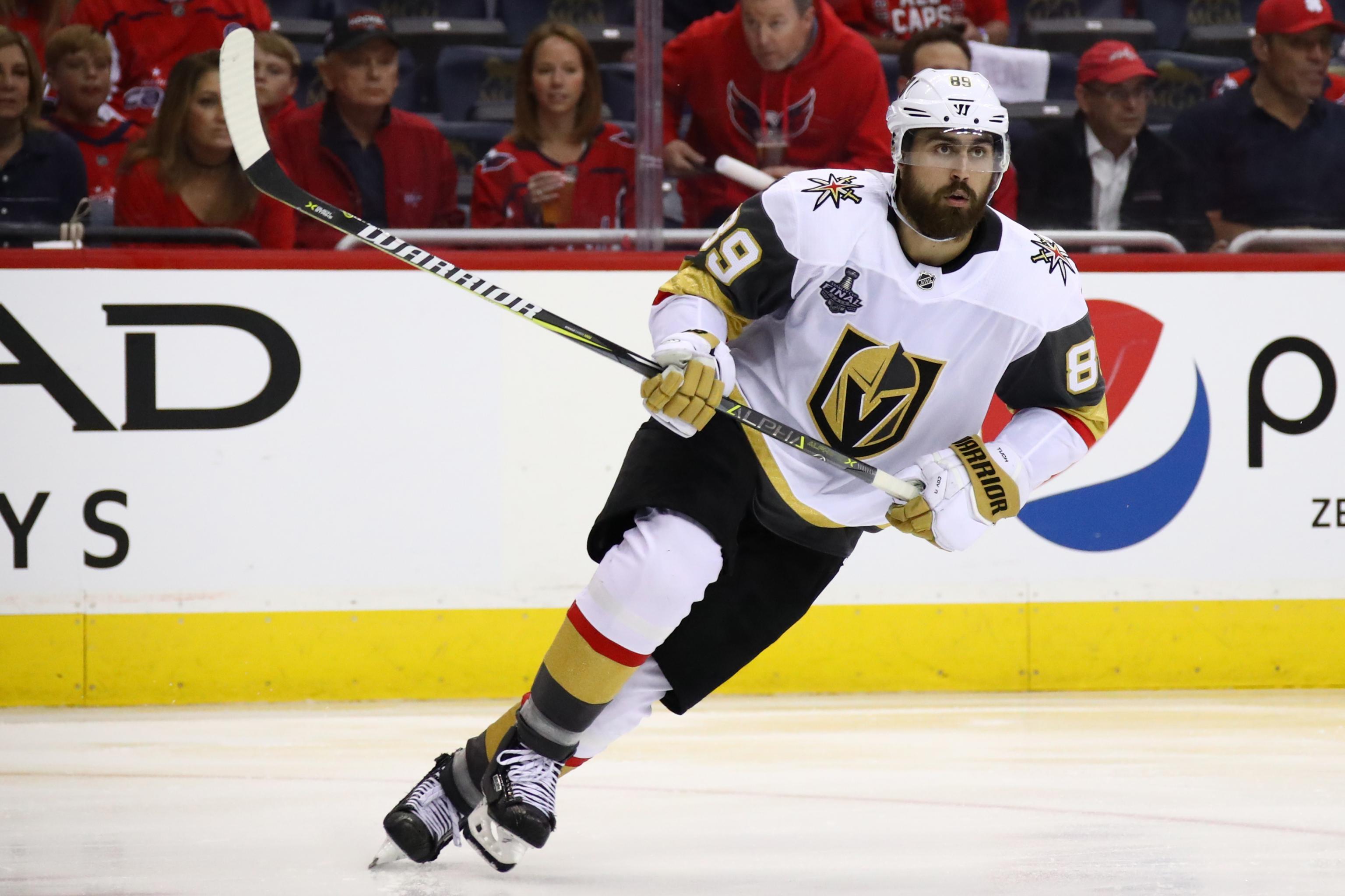 Playoff NHL Alex Tuch