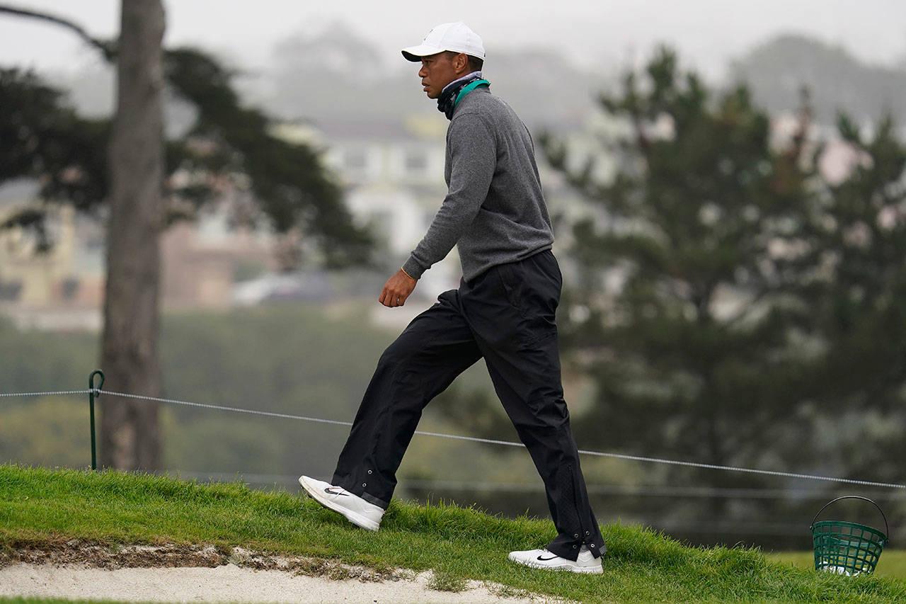 Tiger Woods major