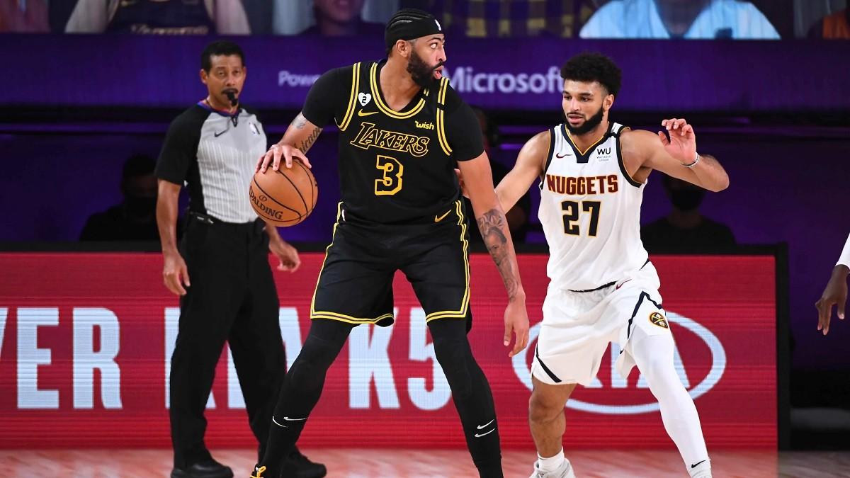 LA Lakers Denver Nuggets