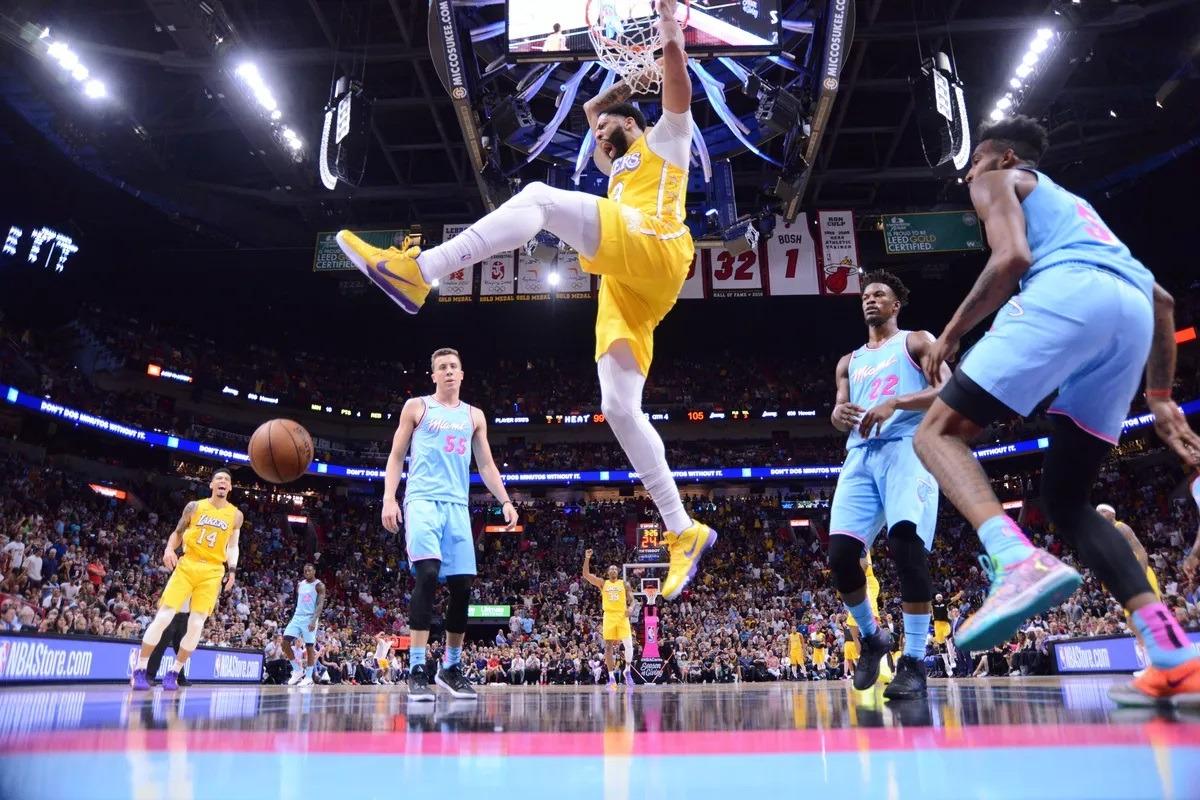 Final NBA 2020 Lakers LA Los Angeles LeBron Miami Heat