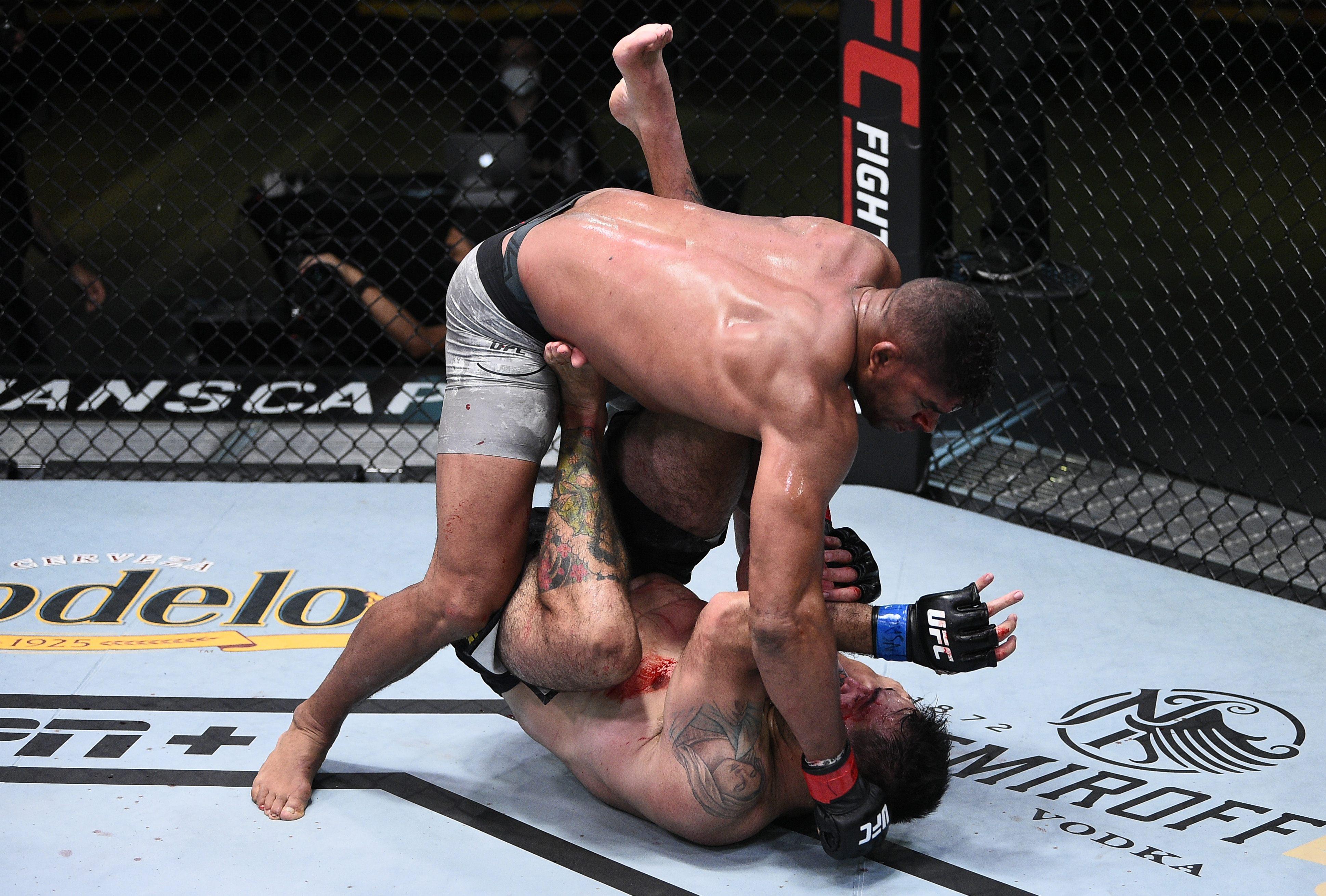 Alistair Overeem Sakai UFC