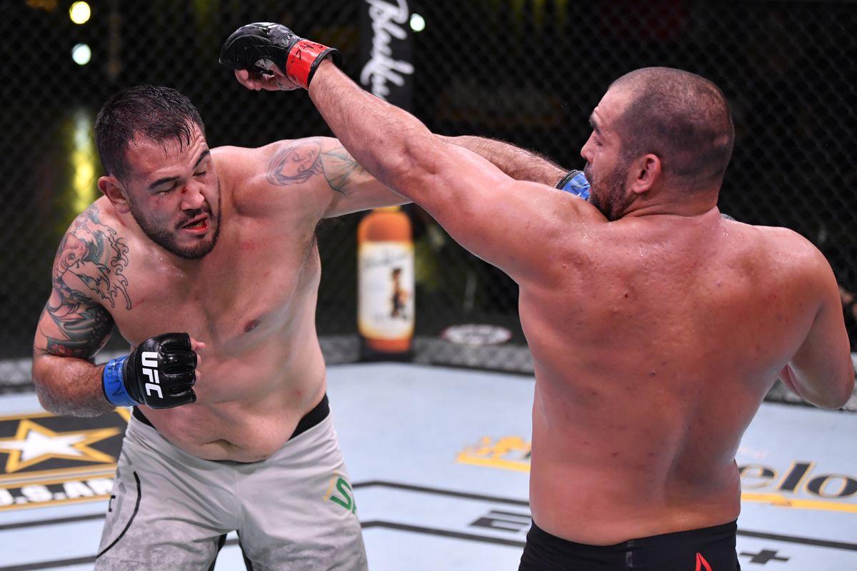 Sakai Overeem UFC Fight Night