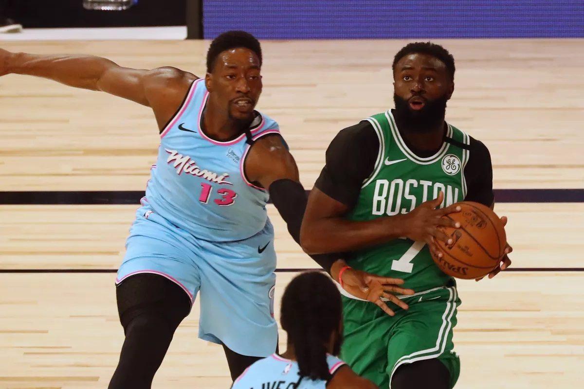 Boston Celtics Miami Heat East Finals NBA Playoffs