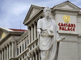 Caesars Entertainment already owns 20 percent of William Hill US, but Apollo may have more cash. (Image: Robert Alexander/Getty)