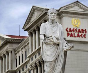 Caesars and Apollo vie for William Hill