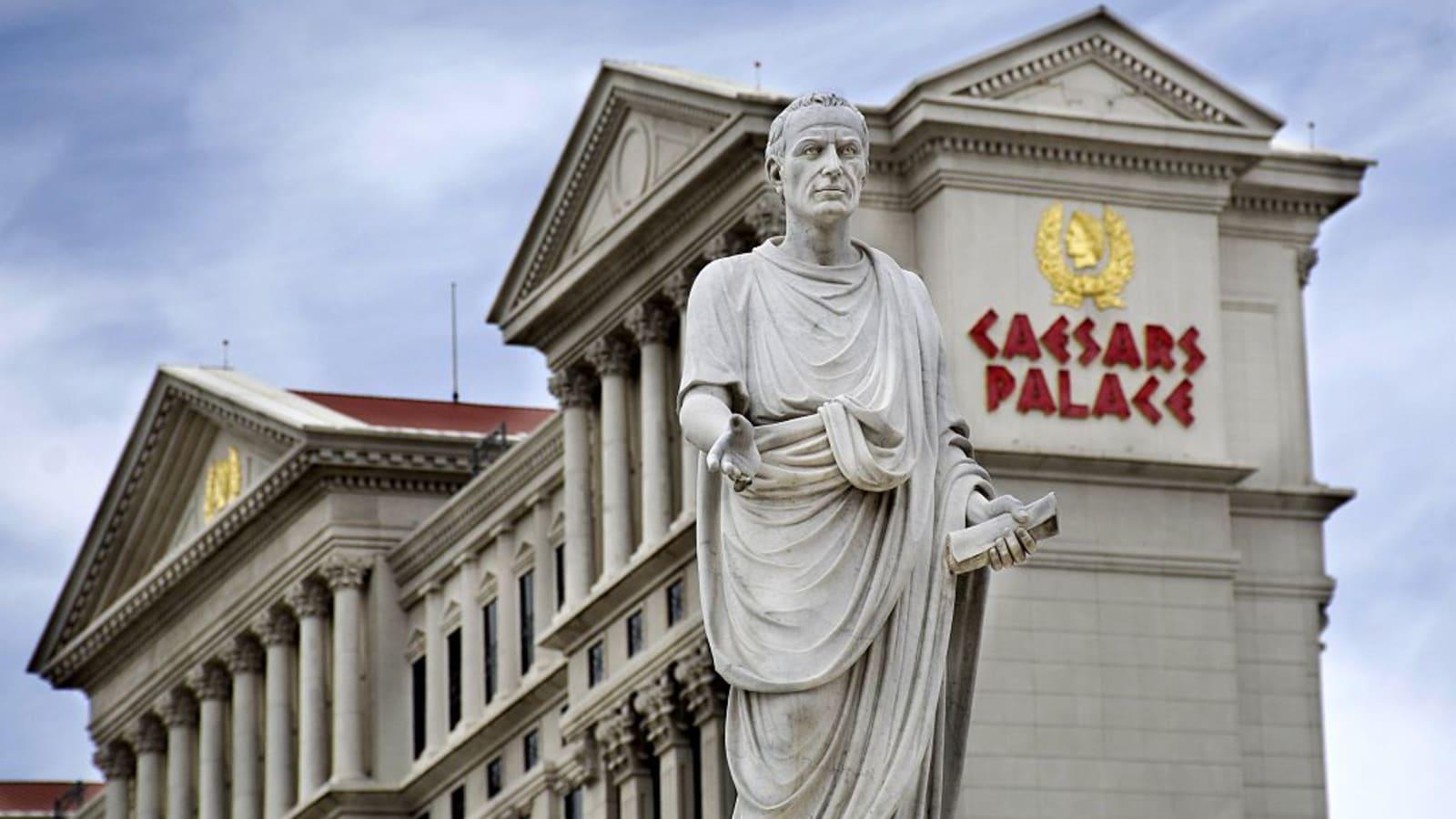 Caesars and Apollo vie for William Hill
