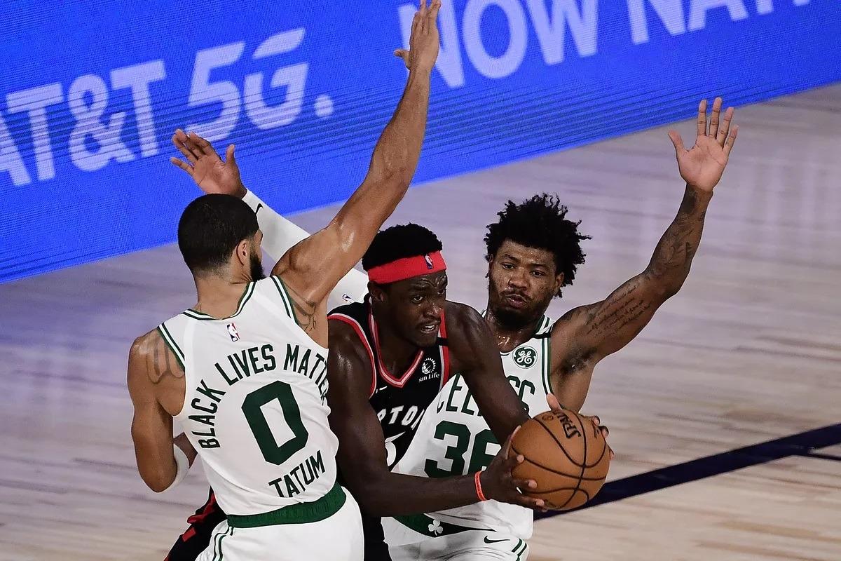 Boston Celtics Toronto Raptors Game 6 NBA Playoffs