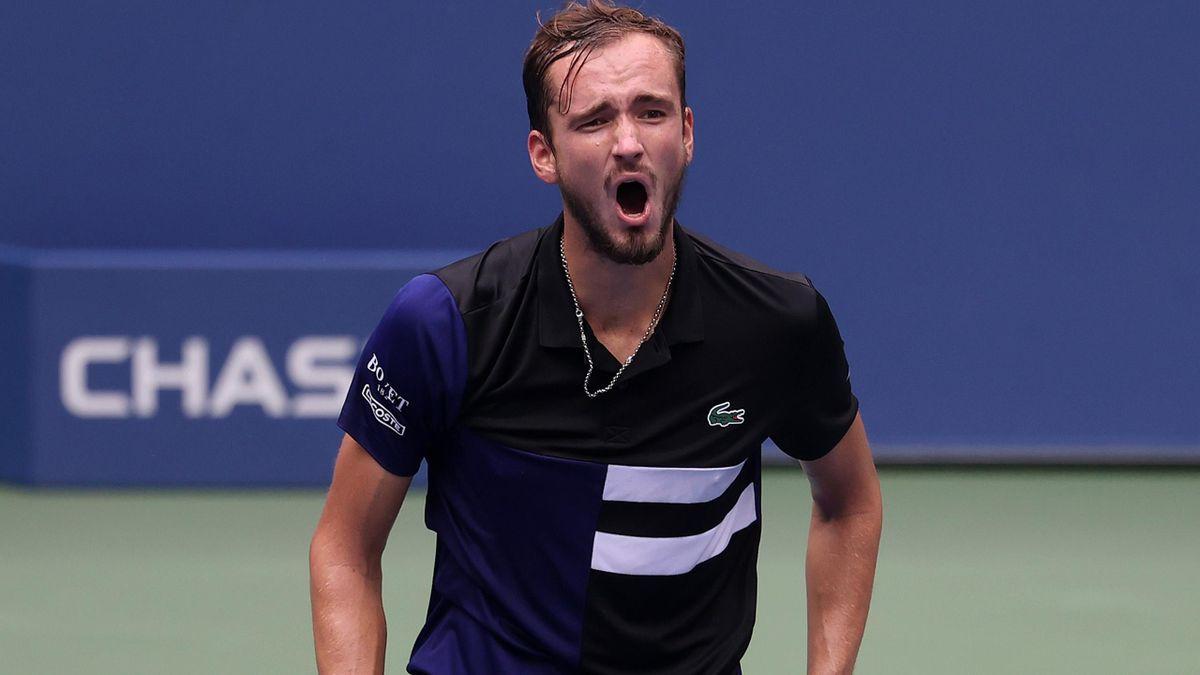 US Open men's semifinals