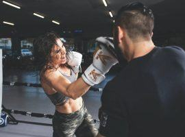 Boxing champion Danyelle Wolf will make her professional MMA debut this Tuesday on Dana White's Contender Series. (Image: Danyelle Wolf)