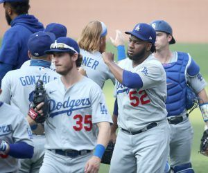 Los Angeles Dodgers MLB playoffs