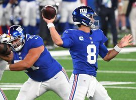 The New York Giants are making DraftKings their official sports betting and daily fantasy sports partner. (Image: Robert Deutsch/USA Today Sports)
