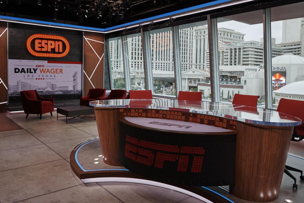 ESPN Caesars DraftKings