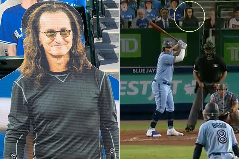 Potongan Karton Geddy Lee