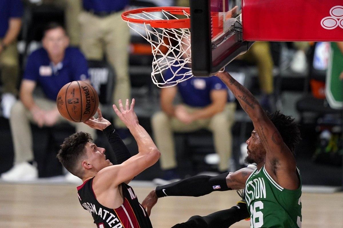 Miami Heat Boston Celtics Game 5 NBA Playoffs East FInals