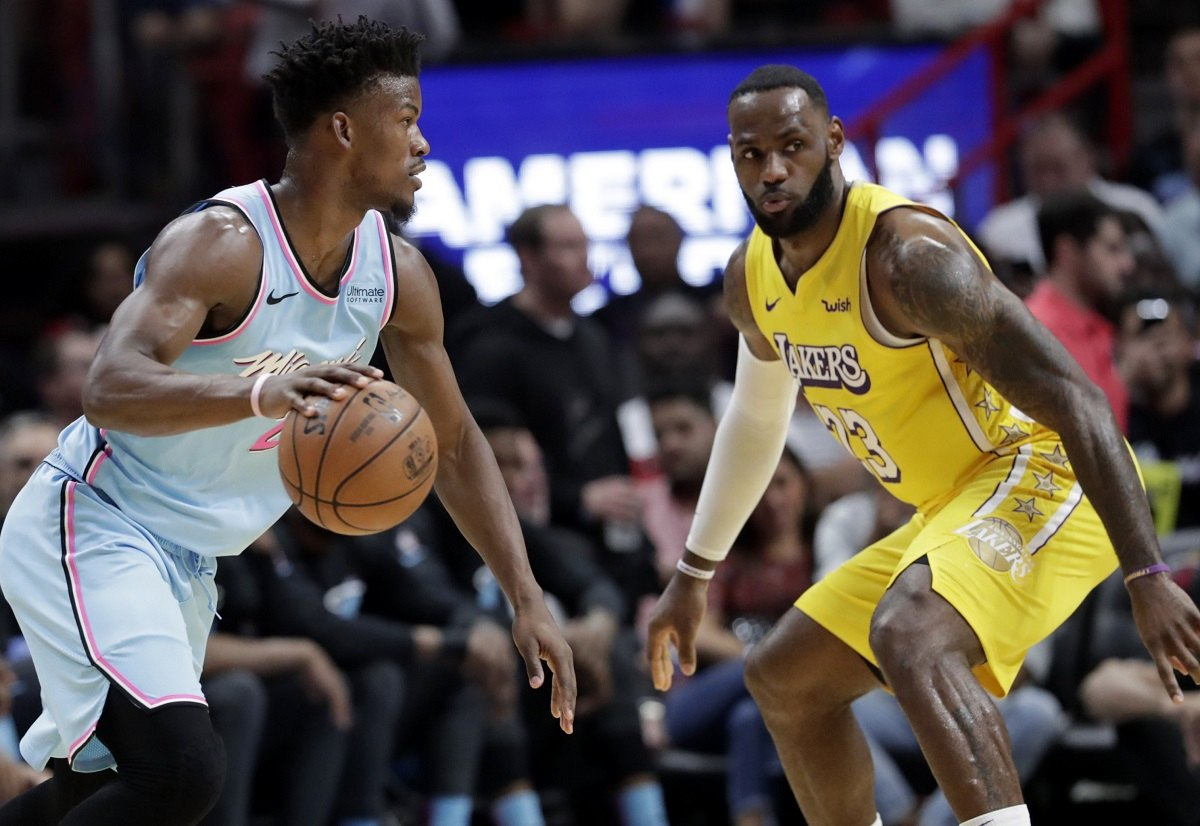 Nba Finals Betting Preview Game 1 Miami Heat Vs La Lakers
