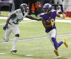 NFL Week 4 Waiver Wire Pickups Justin Jefferson Myles Gaskin Allen Lazard Carlos Hyde
